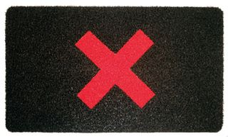 Doormat-Red-Cross
