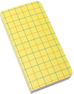 POCKET-BOOK-Yellow