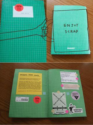 SCRAP NOTE-user