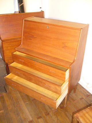 Bureau-tiroirs